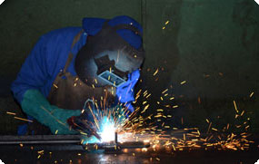 our staff includes experienced and university qualified engineers and metallurgists
